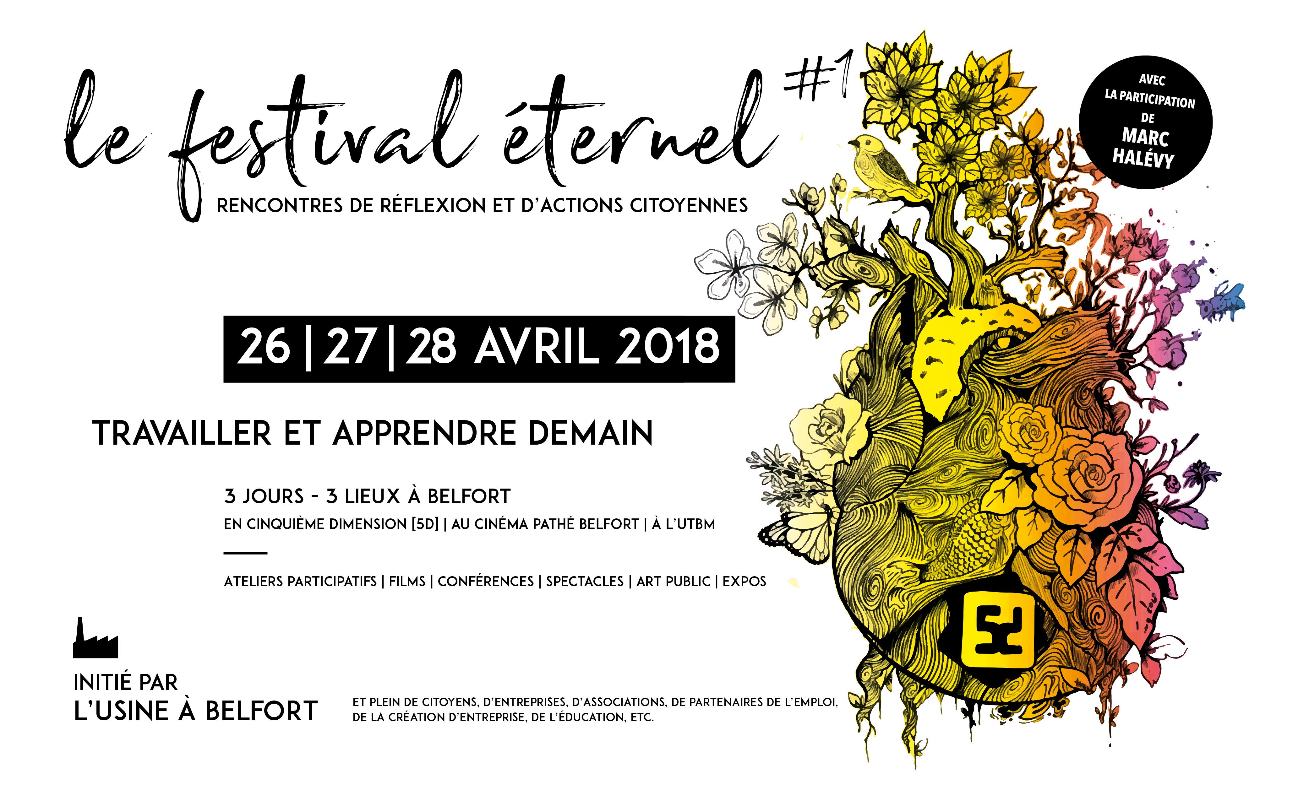 Image événement Festival Éternel